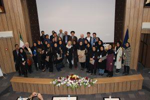 ارائه مقاله در کنفرانس بین المللی شیراز