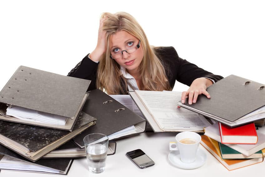 stress  Fifty Common Signs and Symptoms of Stress job stress