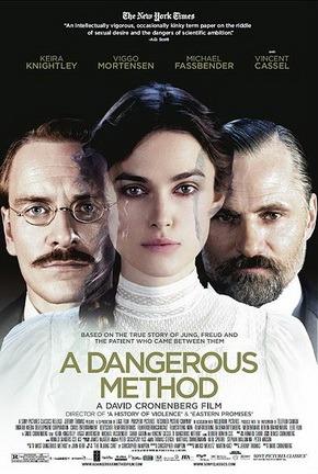 روش خطرناک-فرويد  یک روش خطرناک A Dangerous Method Poster