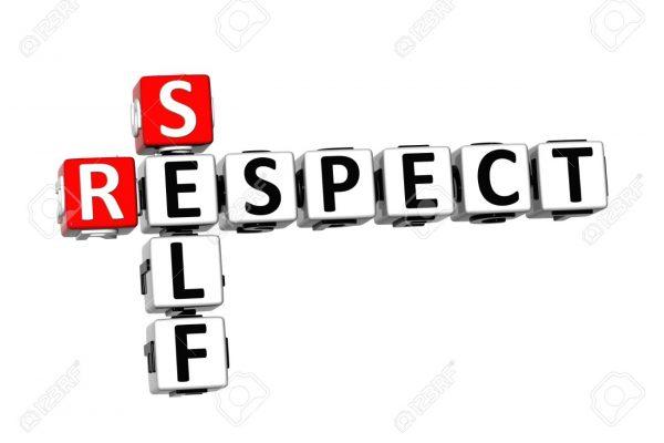 احترام یه خود  نوشته ها selfrespect 600x400