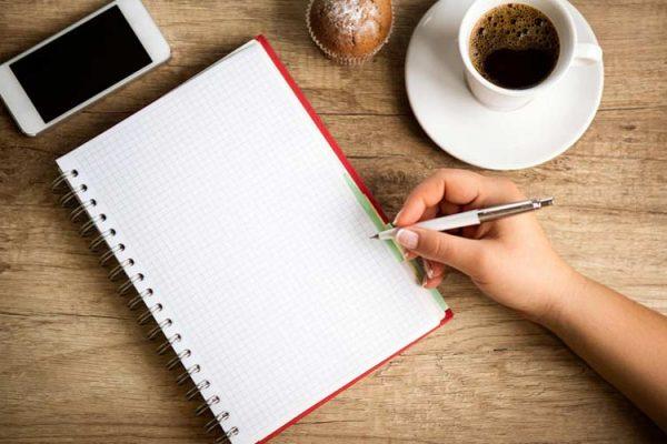 تعیین کردن هدف  نوشته ها goal 600x400