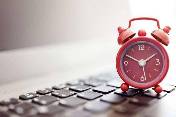 مقالات مفيد مرتبط Time Management 600x400