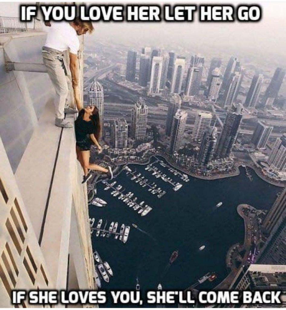 اگر دوستش داری رهاش کن بره اگه دوستت داشته باشه برمی گرده اگر دوستش داری رهاش کن بره اگه دوستت داشته باشه برمی گرده leave 1 946x1024