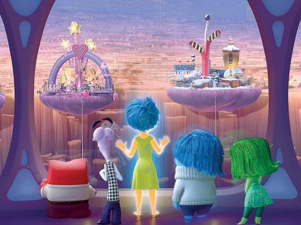 دنیای مطلوب در فیلم inside out دنیای مطلوب در فیلم Inside Out – نمای درون inside out good world