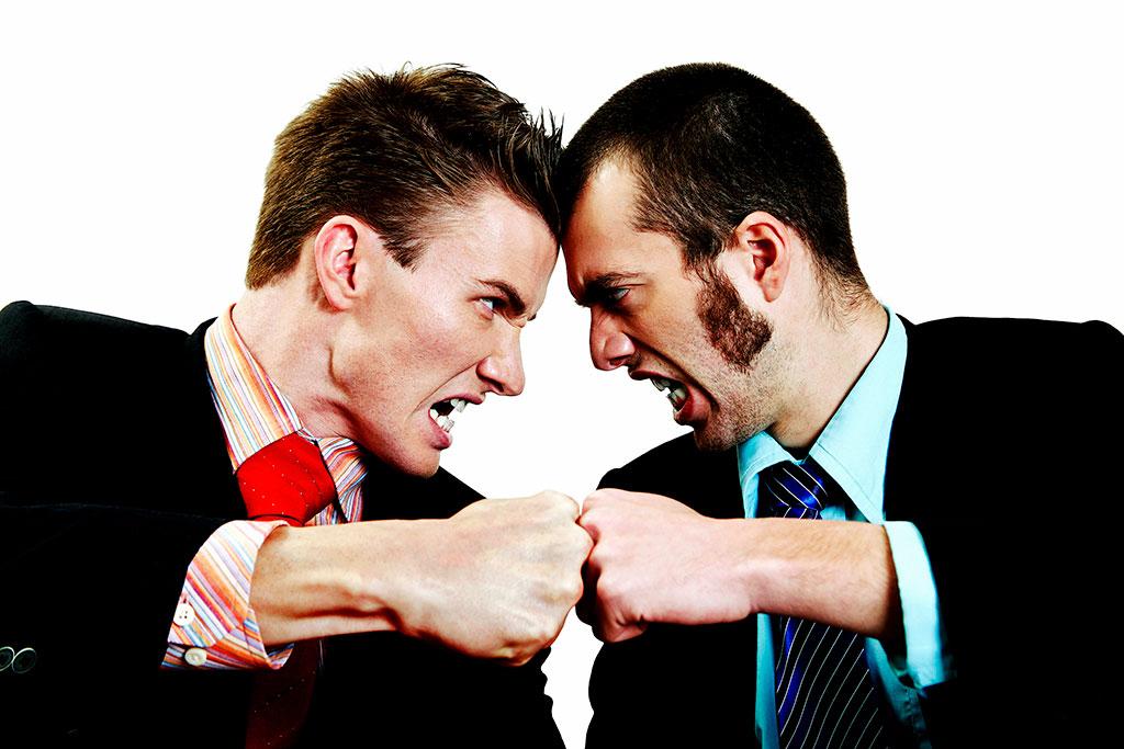 کنترل خشم (8 گام برای از بین بردن عصبانیت)