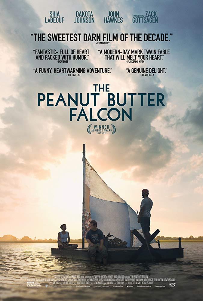 پیشنویس خودکار معرفی فیلم؛ شاهین کره بادام زمینی The Peanut Butter Falcon2
